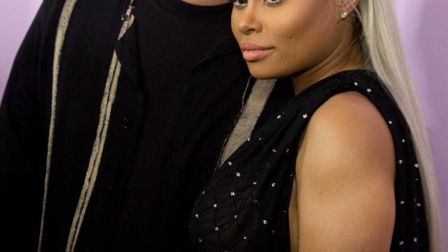 Blac Chyna grávida do segundo filho de Rob Kardashian?