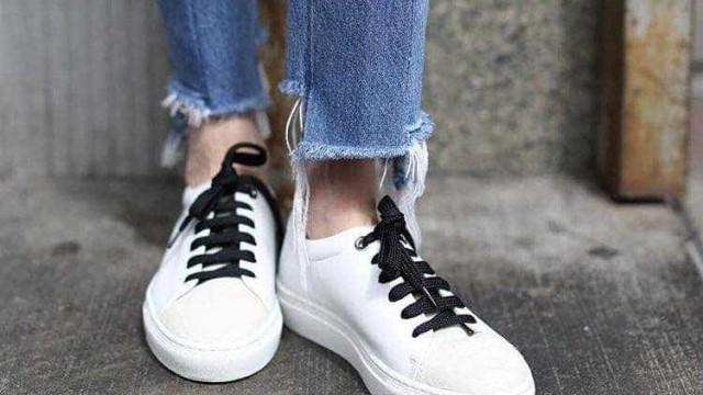 Fundador da Farfetch relança a sua marca de calçado com ténis de luxo