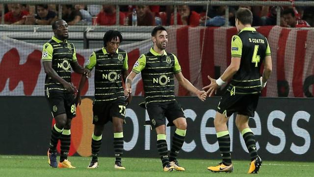 """""""O Sporting tem uma bela equipa. Pode vencer a Juventus"""""""