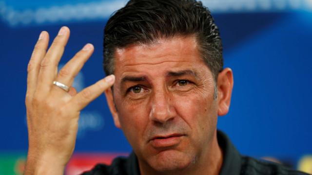 """""""Arbitragem? Não vale a pena falar, a UEFA não vai mandar uma carta"""""""