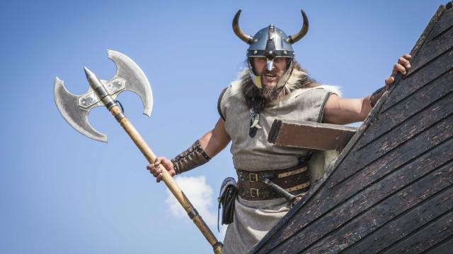 'Vikings' vão montar acampamento em Belém, Lisboa, até domingo