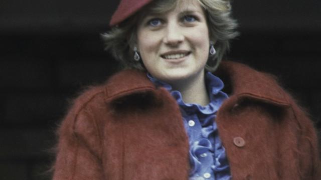 Revelações: Princesa Diana tinha uma alcunha de infância