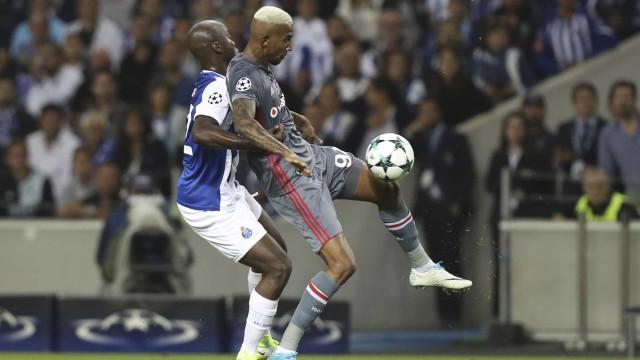 [1-2] Recomeça a partida no Dragão. Conceição mexe no FC Porto