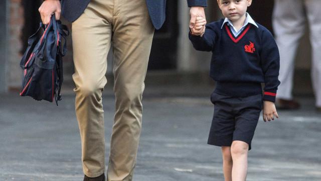 Mulher é presa na escola frequentada pelo Príncipe George