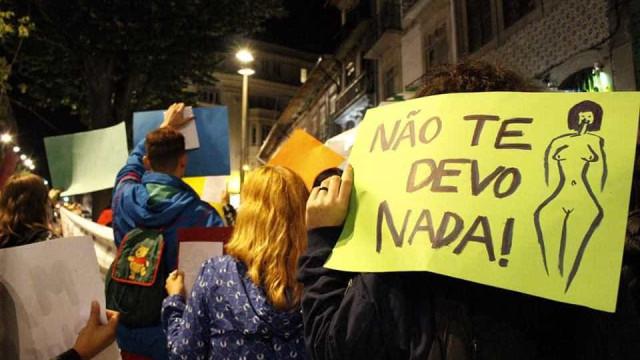 Marcha das Galdérias volta sábado ao Porto pelo fim do assédio