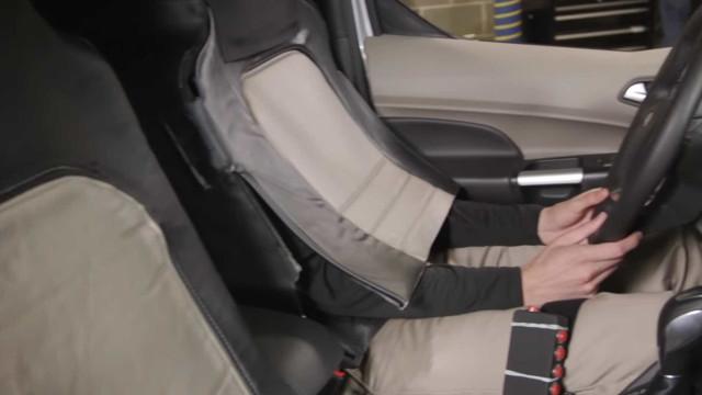 Ford estudou reação a carros autónomos com método... insólito