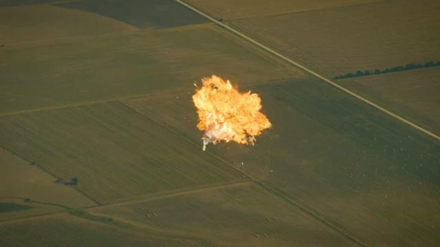 SpaceX mostra-lhe todas as situações em que falhou… de forma hilariante