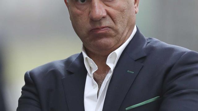 """""""Se fosse dirigente do Sporting, sentia-me envergonhado"""""""