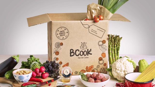 BCook: O serviço de subscrição que o quer pôr a cozinhar, sem stress