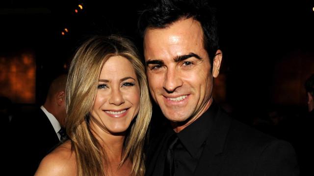 Após sete anos juntos, Jennifer Aniston e Justin Theroux estão separados