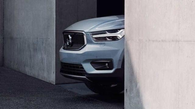 Apresentação do novo Volvo XC40 já tem data marcada