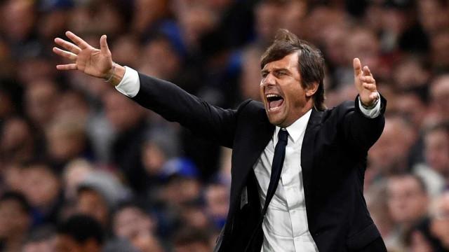 Antonio Conte coloca duas condições para assinar pela AS Roma