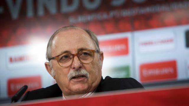 Queixa do Sporting culmina em castigo para vice-presidente do Benfica
