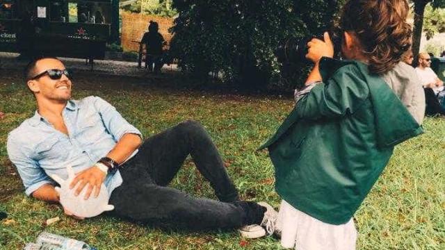 Pedro Teixeira não contém as lágrimas ao falar da filha Maria