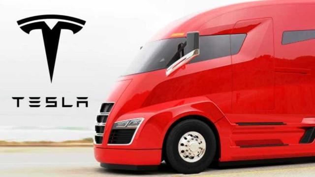 Camião da Tesla já tem data de apresentação
