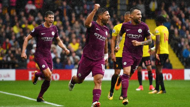 Marco Silva com tarde para esquecer: City goleia e 'humilha' Watford