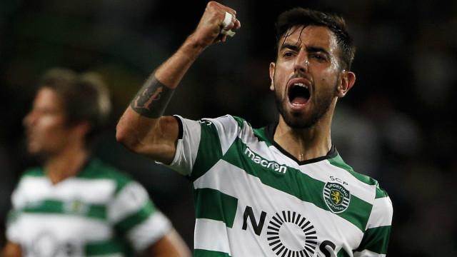 Bruno Fernandes custou menos 5,5 milhões de euros do que era previsto