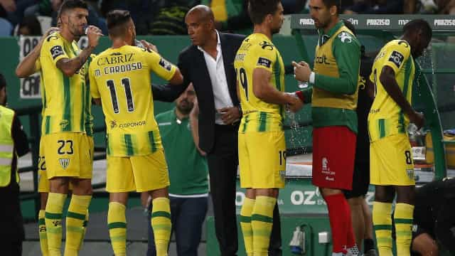 Tondela corta relações com a SAD do Belenenses