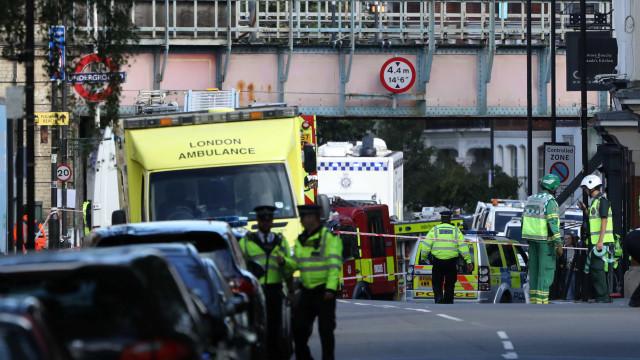 Londres: Italiano entregou 200 pizzas aos polícias e bombeiros