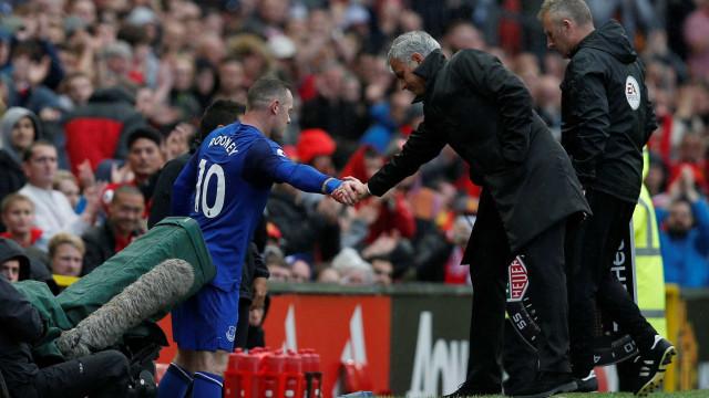 Assim foi o regresso de Wayne Rooney ao mítico Old Trafford