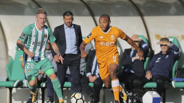[0-0] Já se joga a segunda parte do Rio Ave-FC Porto