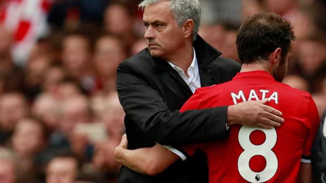 """Mourinho: """"Há claramente uma diferença em relação à última época"""""""