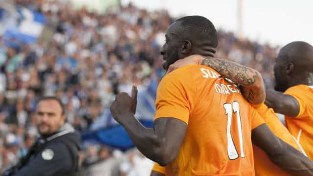 FC Porto segue invicto mas ao sexto jogo... a muralha cedeu