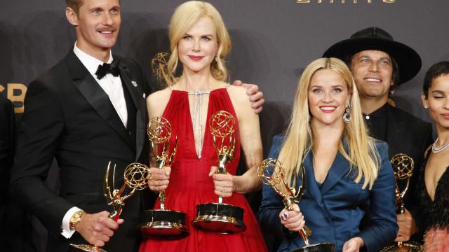 Estes foram os principais vencedores dos Emmy 2017