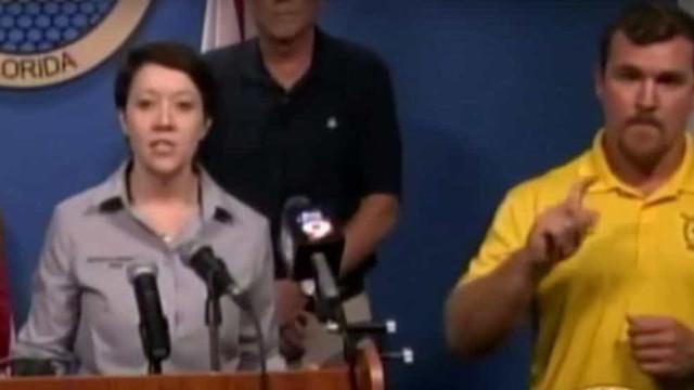 Intérprete alertou para 'pizza' e 'ursos' durante briefing de segurança