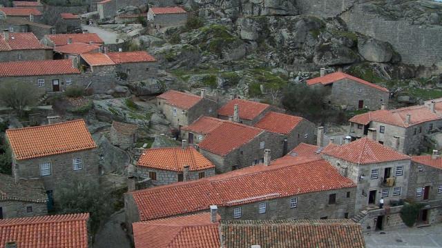 Aldeia histórica de Sortelha recria ambiente da Idade Média