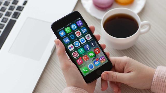 Gastamos cada vez mais dinheiro em aplicações móveis
