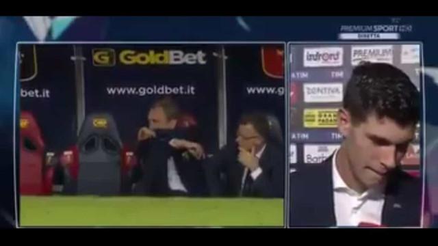 Jovem de 16 anos bisa na Serie A e deixa pai em lágrimas