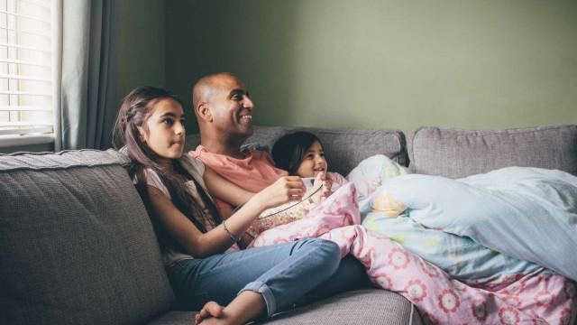Três coisas que nunca deve partilhar com os seus filhos