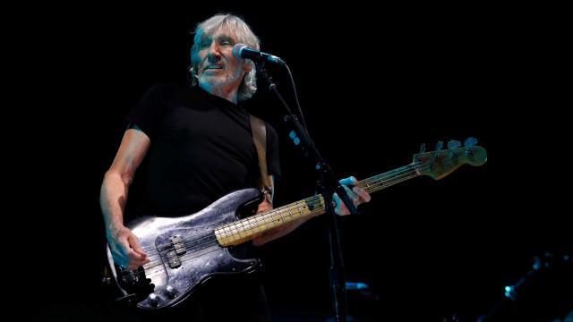 Roger Waters vem a Portugal já no próximo ano