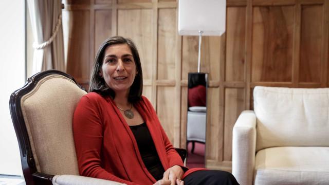 Ana Catarina Mendes sugere o fim do segredo de justiça em Portugal