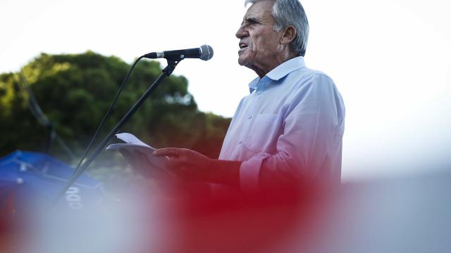 Jerónimo encerra Festa do Avante! com comício que marca rentrée do PCP