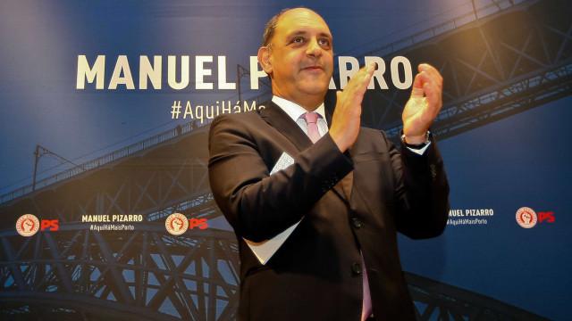 Empate técnico com Rui Moreira gera euforia na campanha de Manuel Pizarro