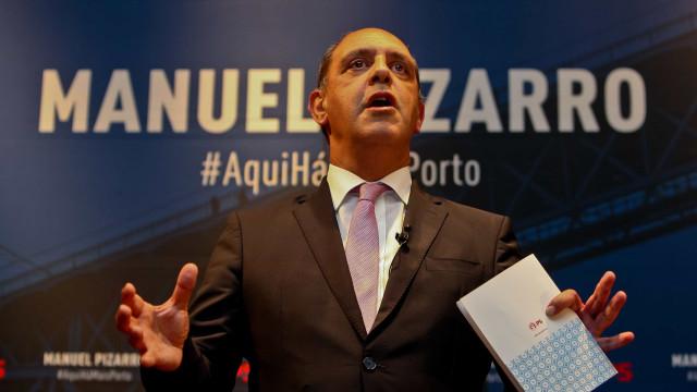 """Pizarro promete """"entendimentos para governação estável"""" no Porto"""