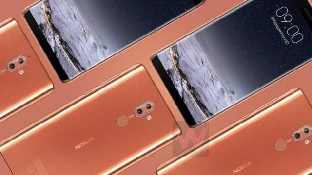 Impressionado com o novo iPhone? Espere até ver o Nokia 9