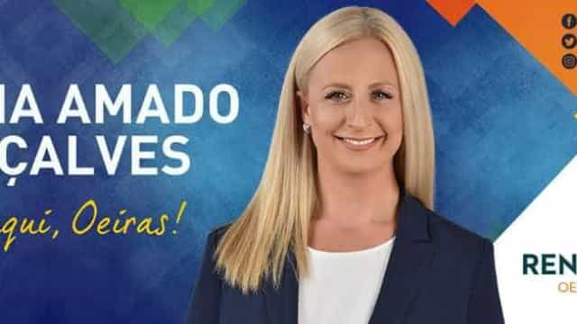 """""""É altura de mudar e eleger uma mulher para arrumar a casa"""" em Oeiras"""