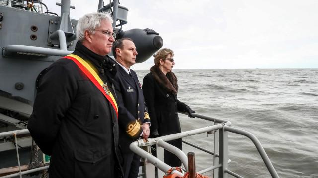 Submarino alemão da I Guerra Mundial encontrado com 23 corpos no interior