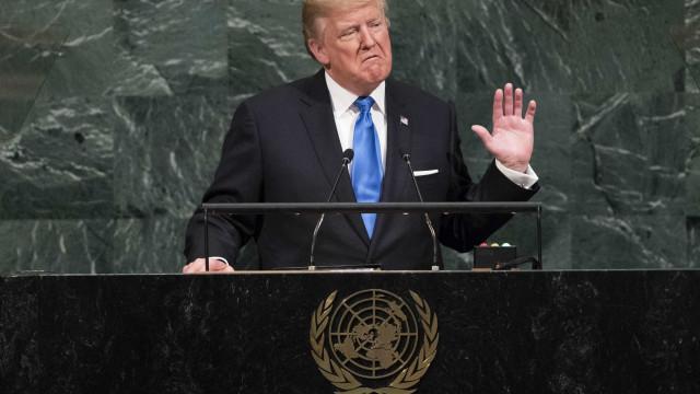Parlamento condena decisão de Trump com votos de todos os partidos
