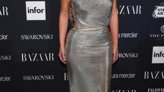 Kim Kardashian revela porque quis mudar para loira