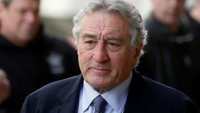 Robert De Niro seria incapaz de interpretar Donald Trump no cinema