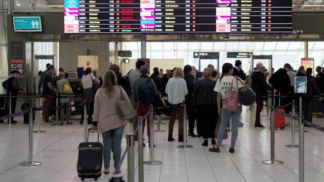 Detido no Aeroporto condenado que só cumpriu parte da pena de prisão