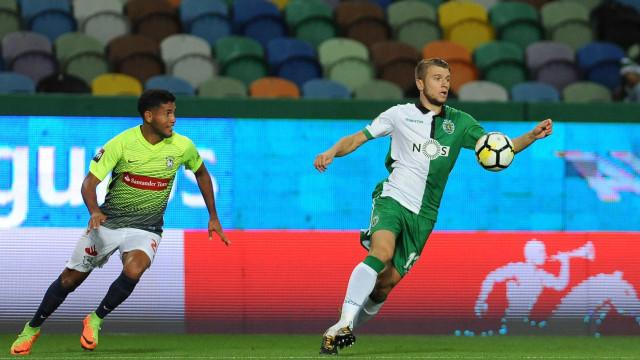 """Sporting ataca FPF por castigo a Ristovski: """"Incompreensível e caricato"""""""