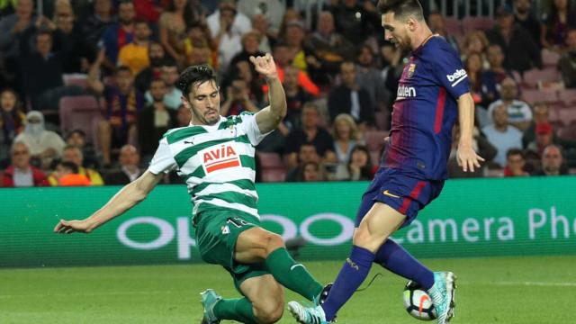Assim foi a noite de Messi: Um póquer e muita magia frente ao Eibar