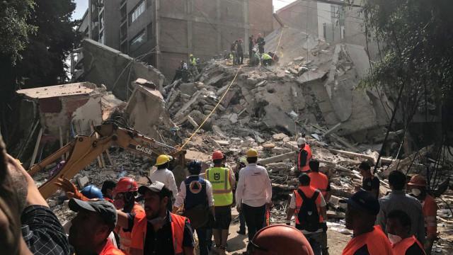 México: Governo diz que o número de mortos já passa dos 220