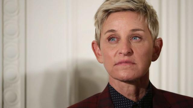 """Ellen DeGeneres anuncia morte do pai: """"Ele tinha muito orgulho em mim"""""""