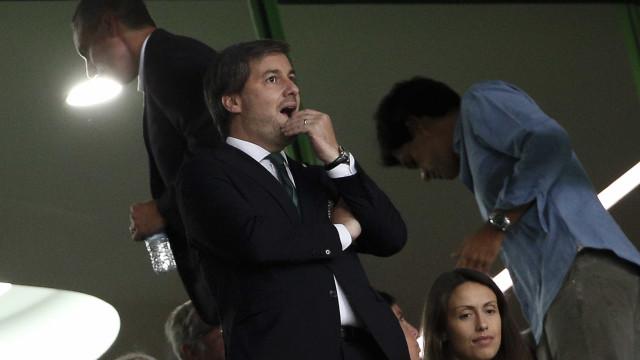 Eleições de 2016: Bruno de Carvalho pede desculpa a Carlos Barbosa